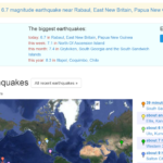 Day_111 : Earthquake Information (1)